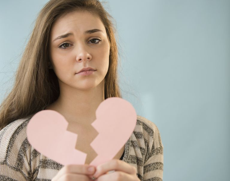 Help your teen deal with a bad breakup in a healthy manner.