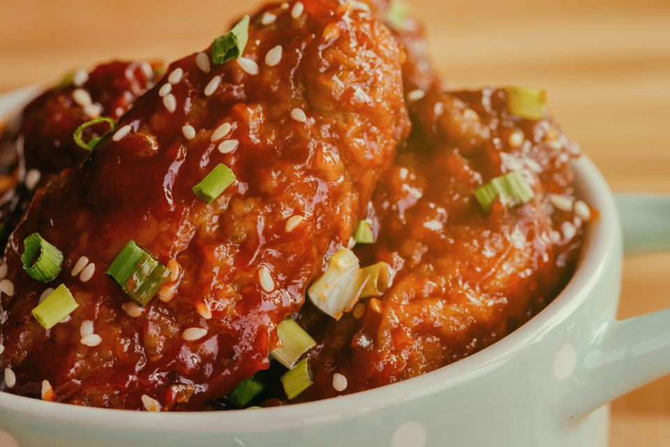 10 easy korean recipes to make at home korean barbecue chicken wings forumfinder Images