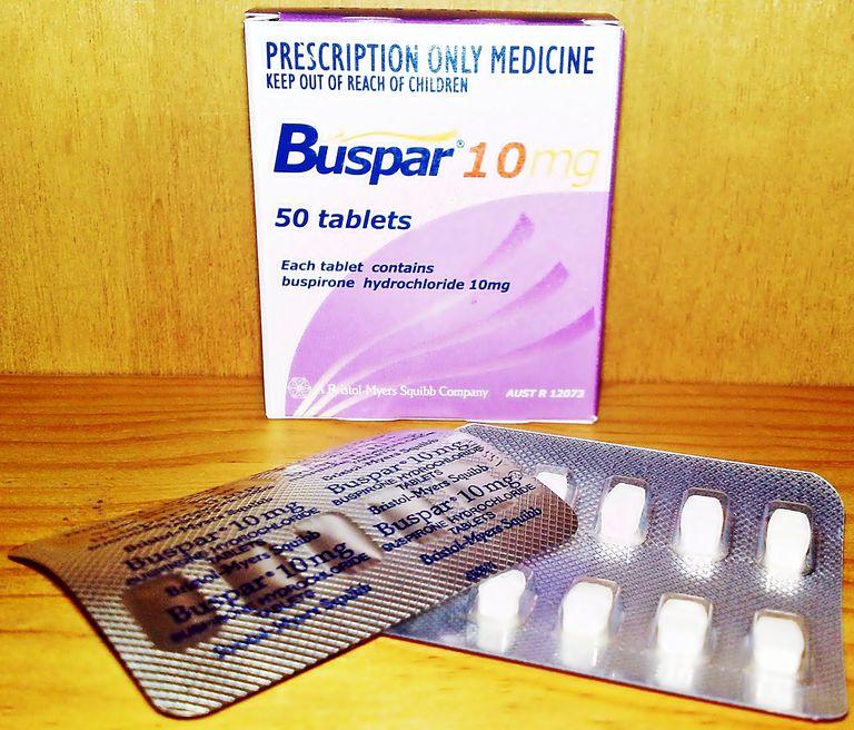 Buspar is a medication used to treat SAD.