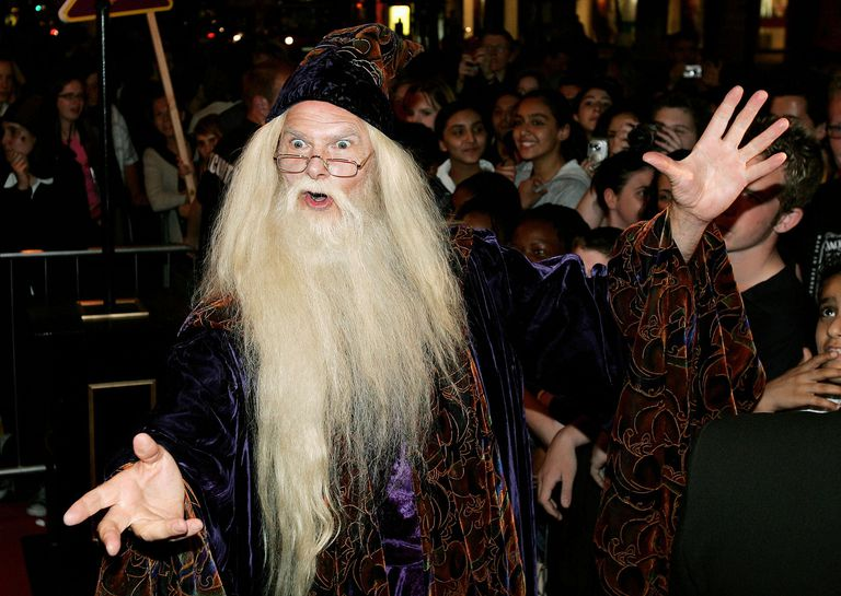 Gandalf as Mentor - Getty Images Europe - GettyImages-53244013