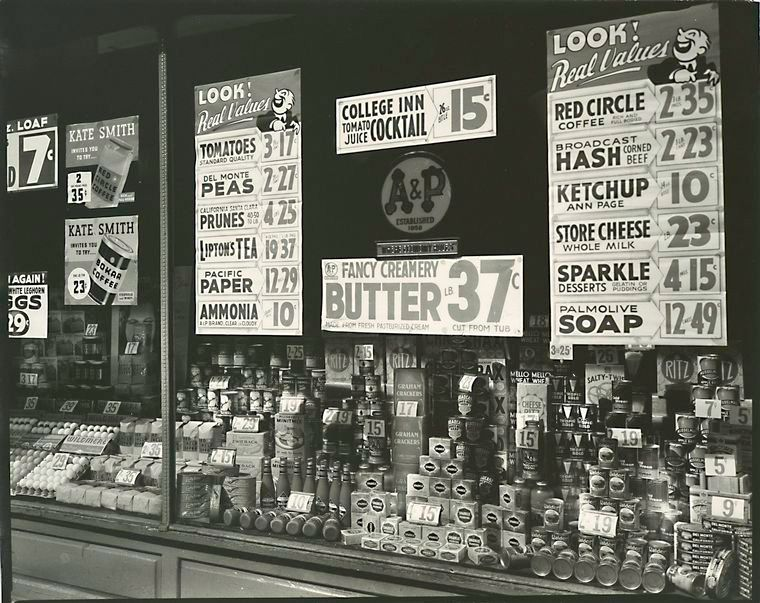 Bankruptcy of an Oldest US Retail Chain Ends A&P Retail Grocery Legacy