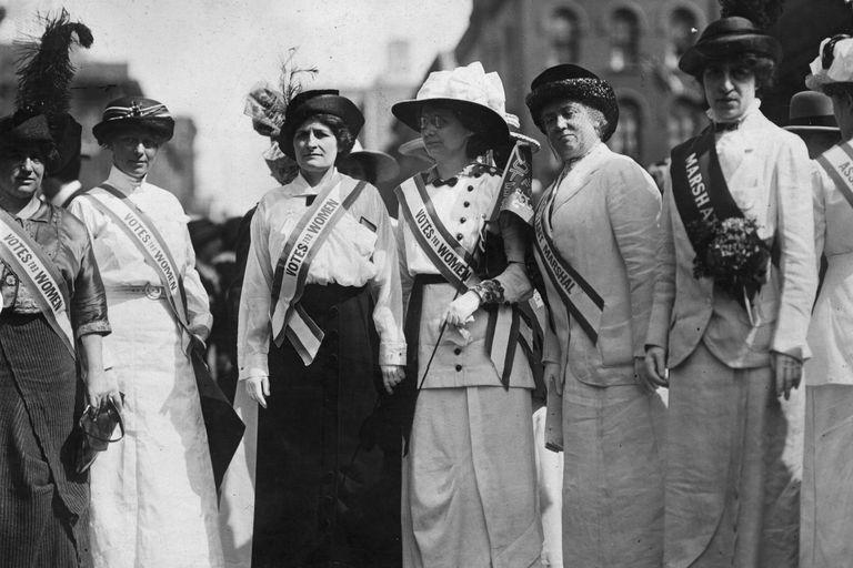 Literary Suffragettes 1913