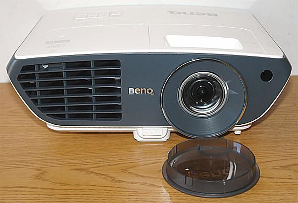BenQ W710ST DLP Video Projector - Photo Profile