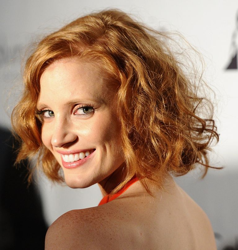 Perms the 10 rules to live by jessic chastain has curly hair urmus