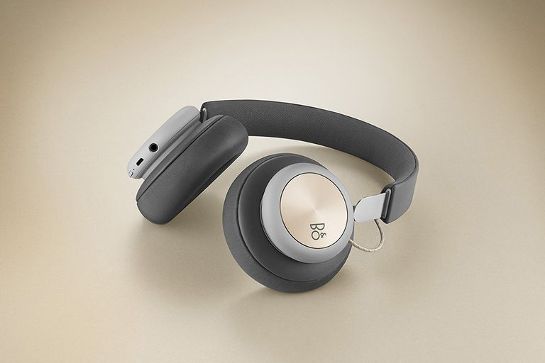 B&O PLAY by Bang & Olufsen Beoplay H4 Wireless Headphones