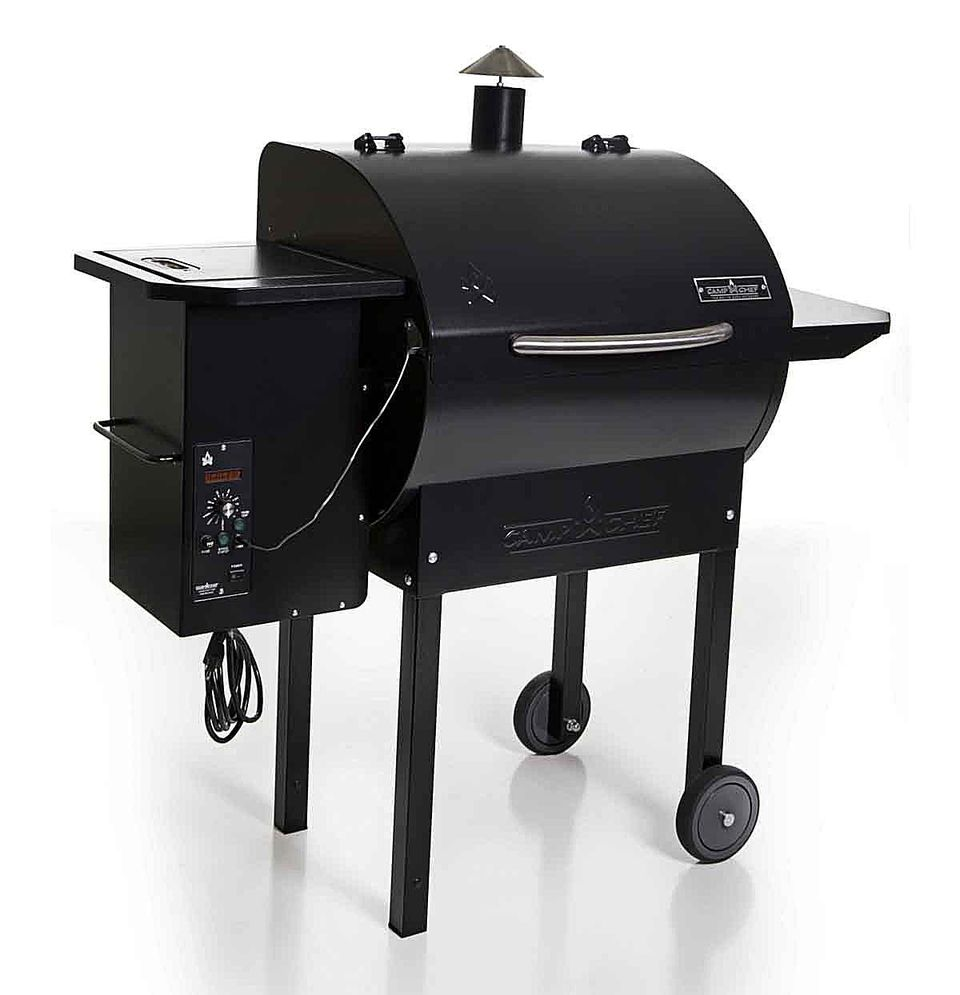 Camp Chef Pellet Grill & Smoker DLX