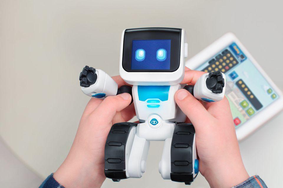 Coji an Emoji Toy That Teaches Coding to kids