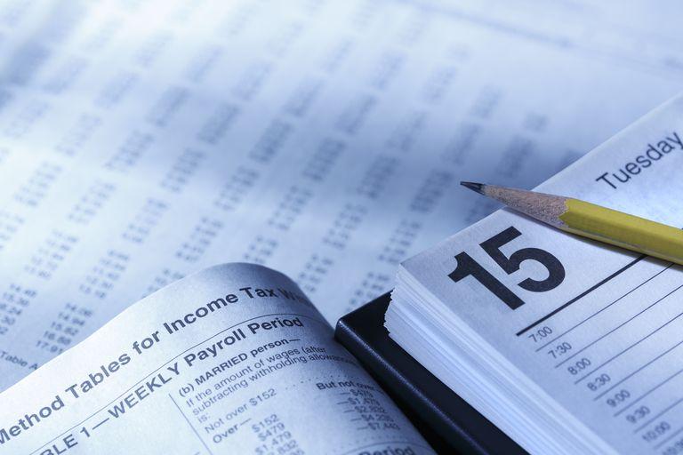 Form 941 Payroll Tax Report