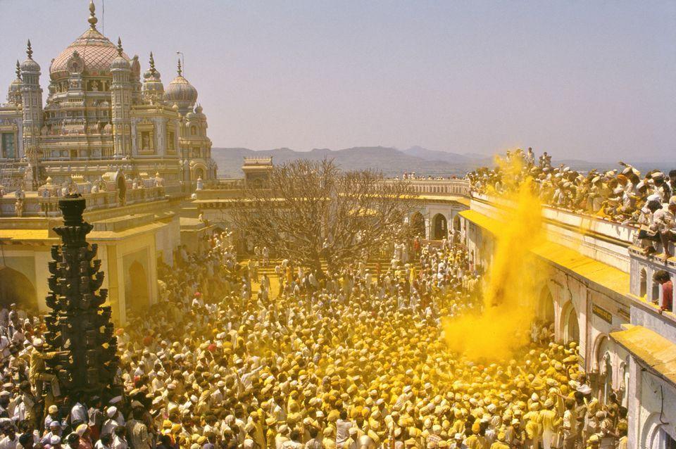 Bhandara Festival.