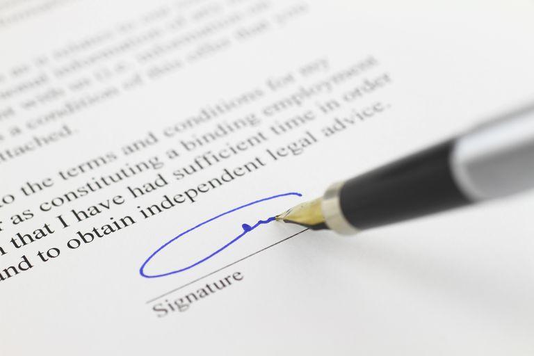 La firma del affidavit of support supone serias obligaciones