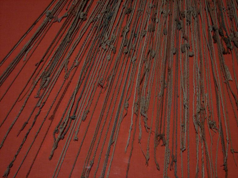 The Quipu's Knotted Complexity