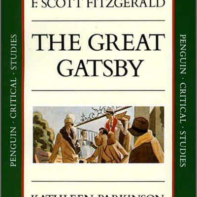 """the novel the great gatsby by This week, we offer hl mencken's 1925 review of """"the great gatsby"""" by f scott  fitzgerald scott fitzgerald's new novel, the great gatsby is."""