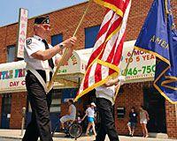Memorial Day Parade in Whitestone