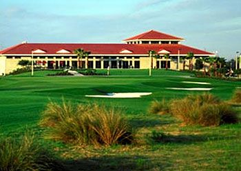 Photograph of Orange County National Golf Center Club House