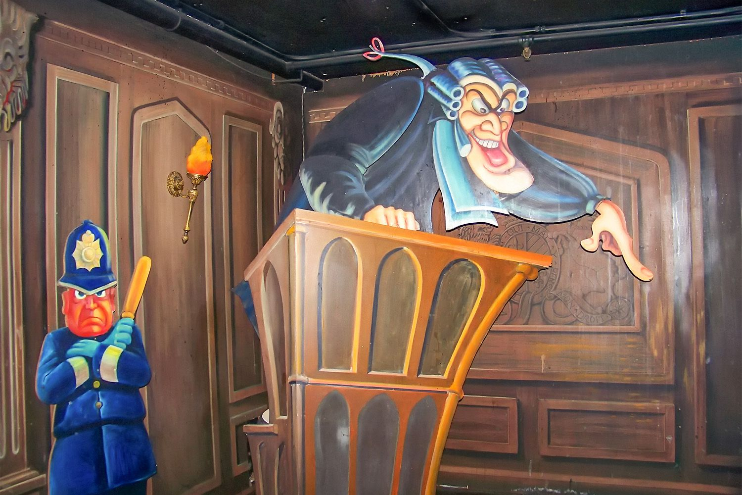 Mr Toad S Wild Ride At Disneyland Things To Know