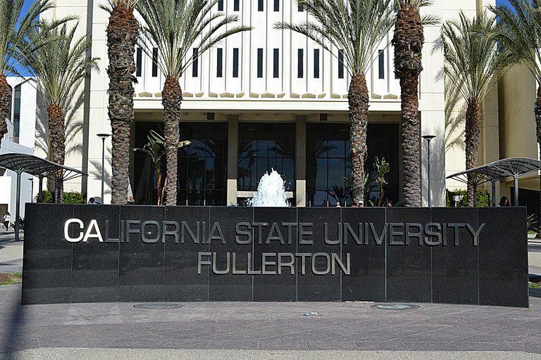 Cal State University Fullerton