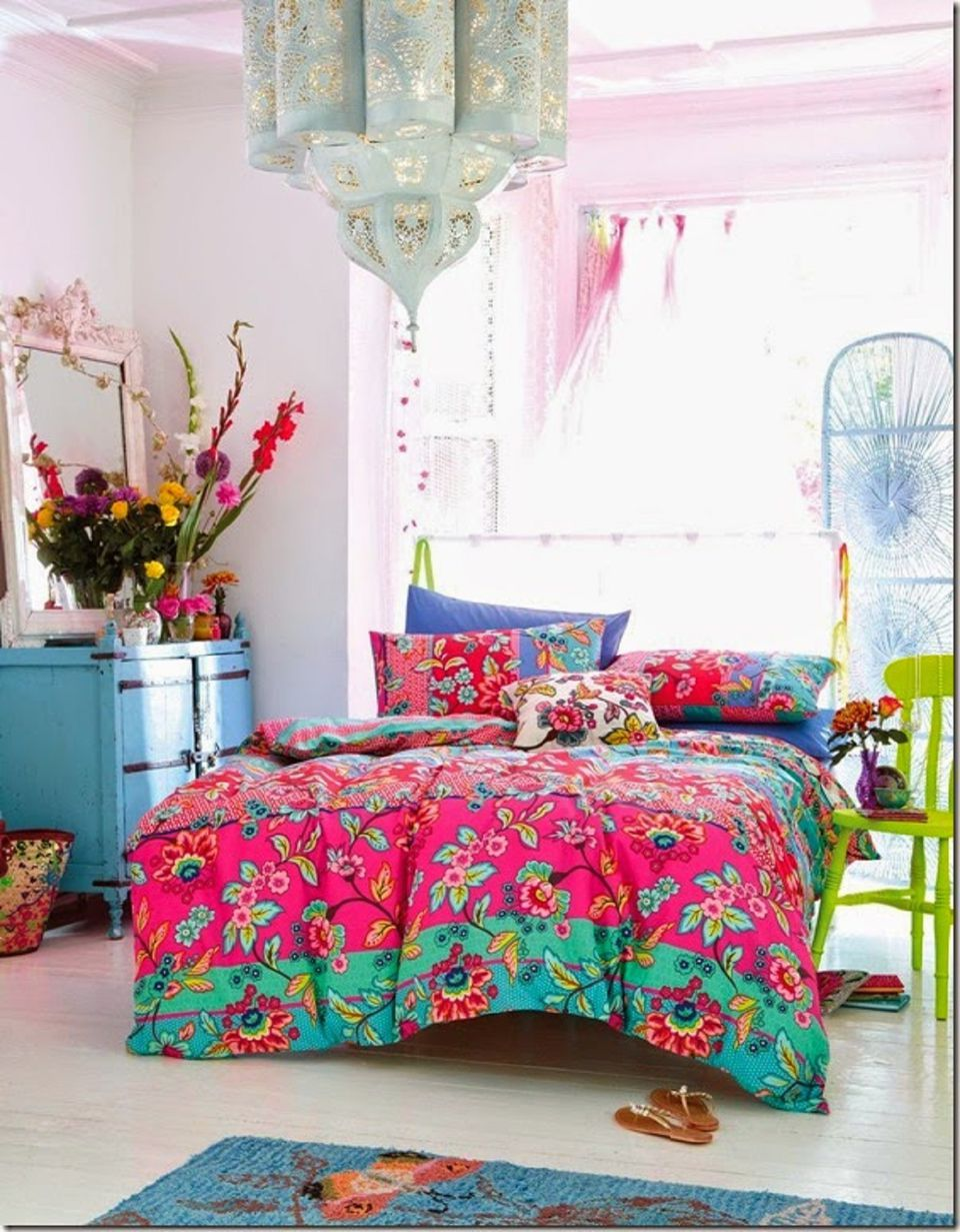 Beautiful boho bedroom decorating ideas and photos for Beautiful bedroom decor