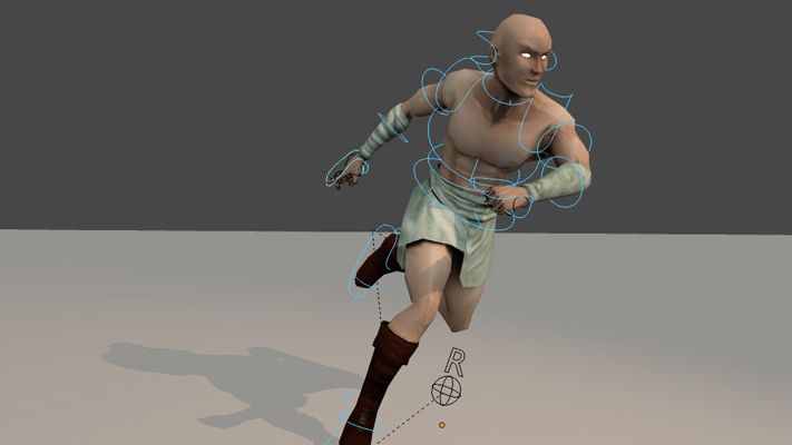 Rigging in animation