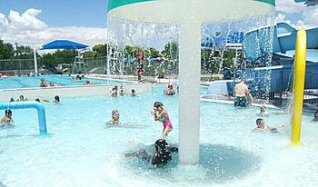 Keep Cool At These Albuquerque Water Parks