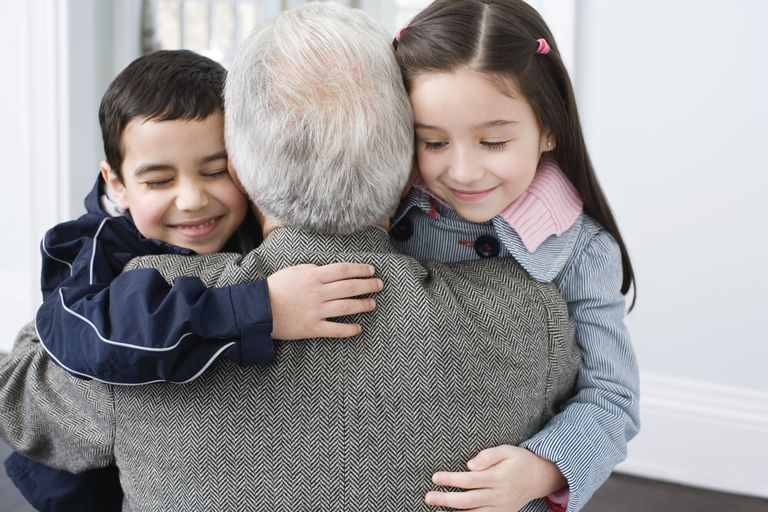 relationship between grandparents and grandchildren