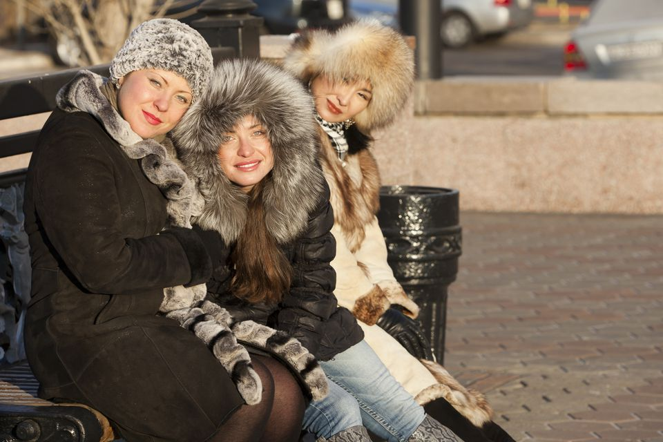 How To Dress For A Russian Winter