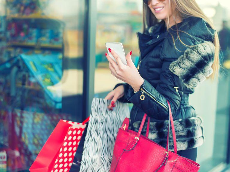 Finding shopping deals online