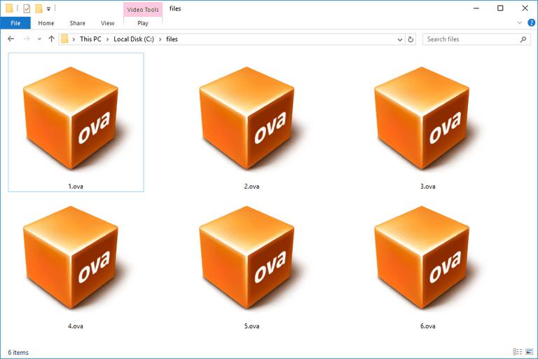 OVA Files