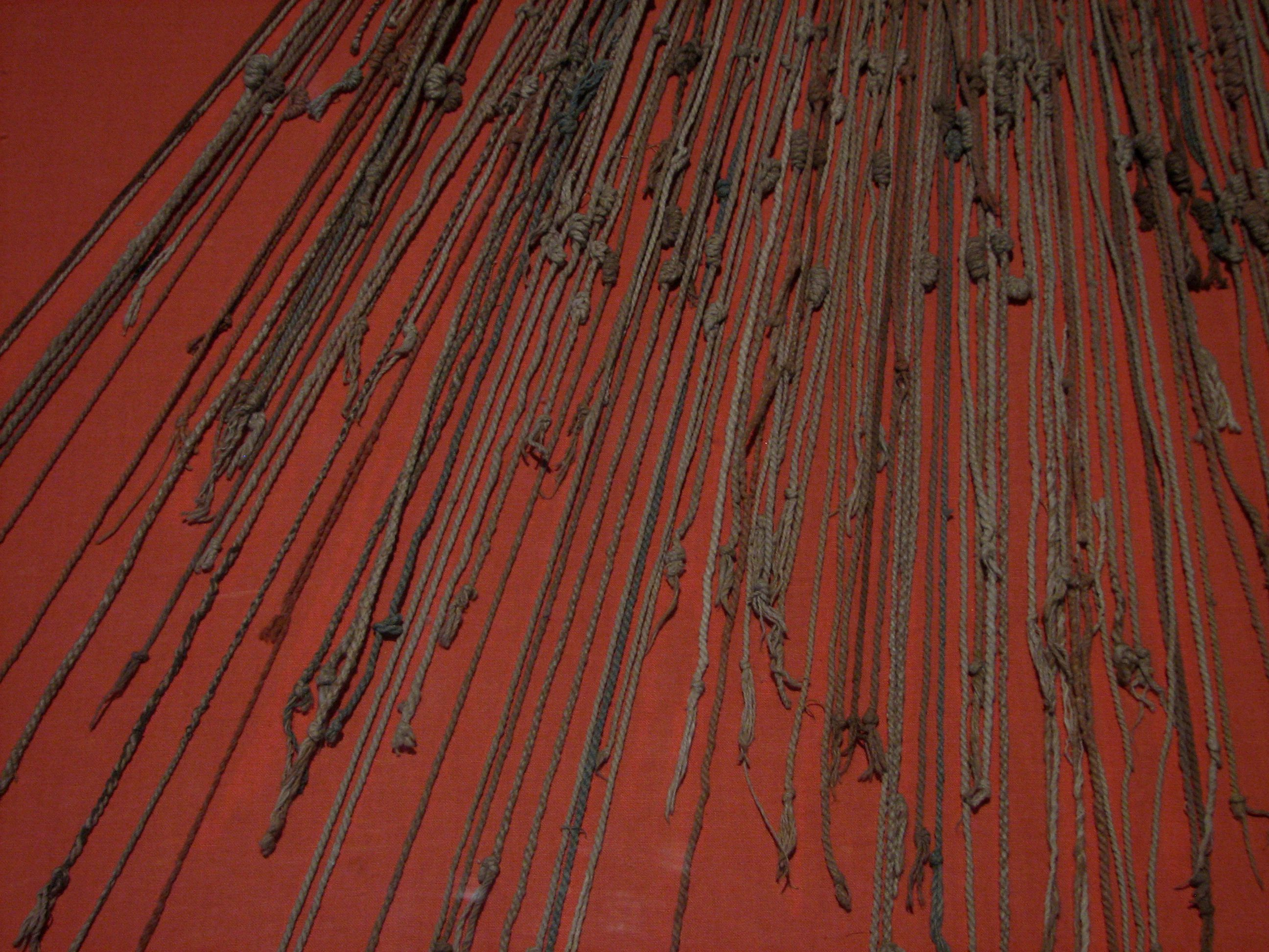 Quipu South America S Undeciphered Writing System
