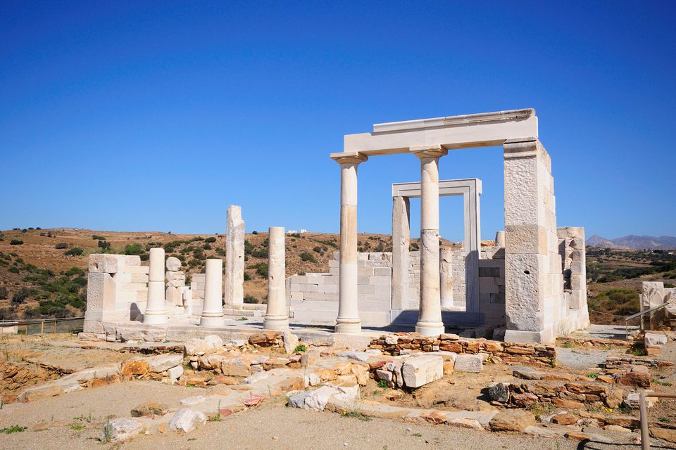 Temple of Demeter, Naxos