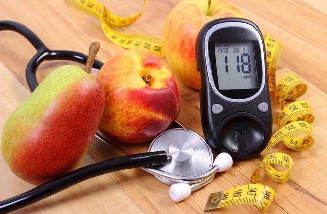 Meriendas saludables para diabéticos