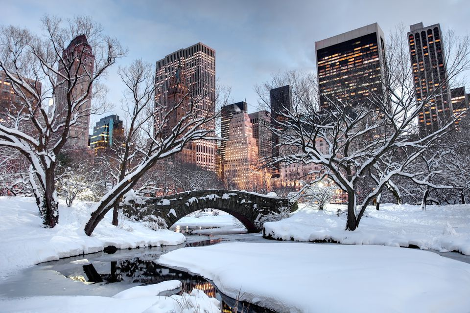 January in new york city weather and event guide for Cheapest vacations in january