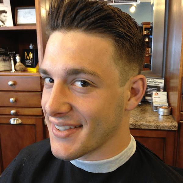 Barbershop mens haircuts the flattop tight tapered haircut urmus Image collections