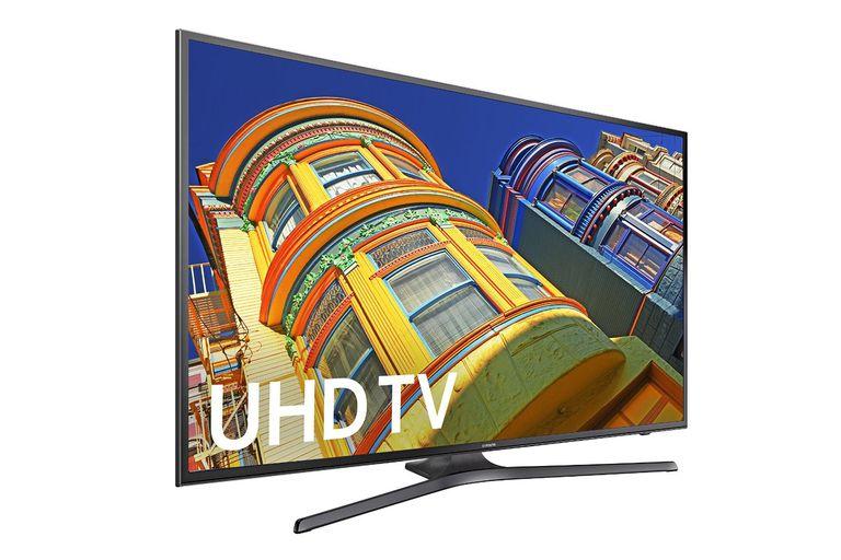 Samsung KU6300 Series UHD TV - Angle View