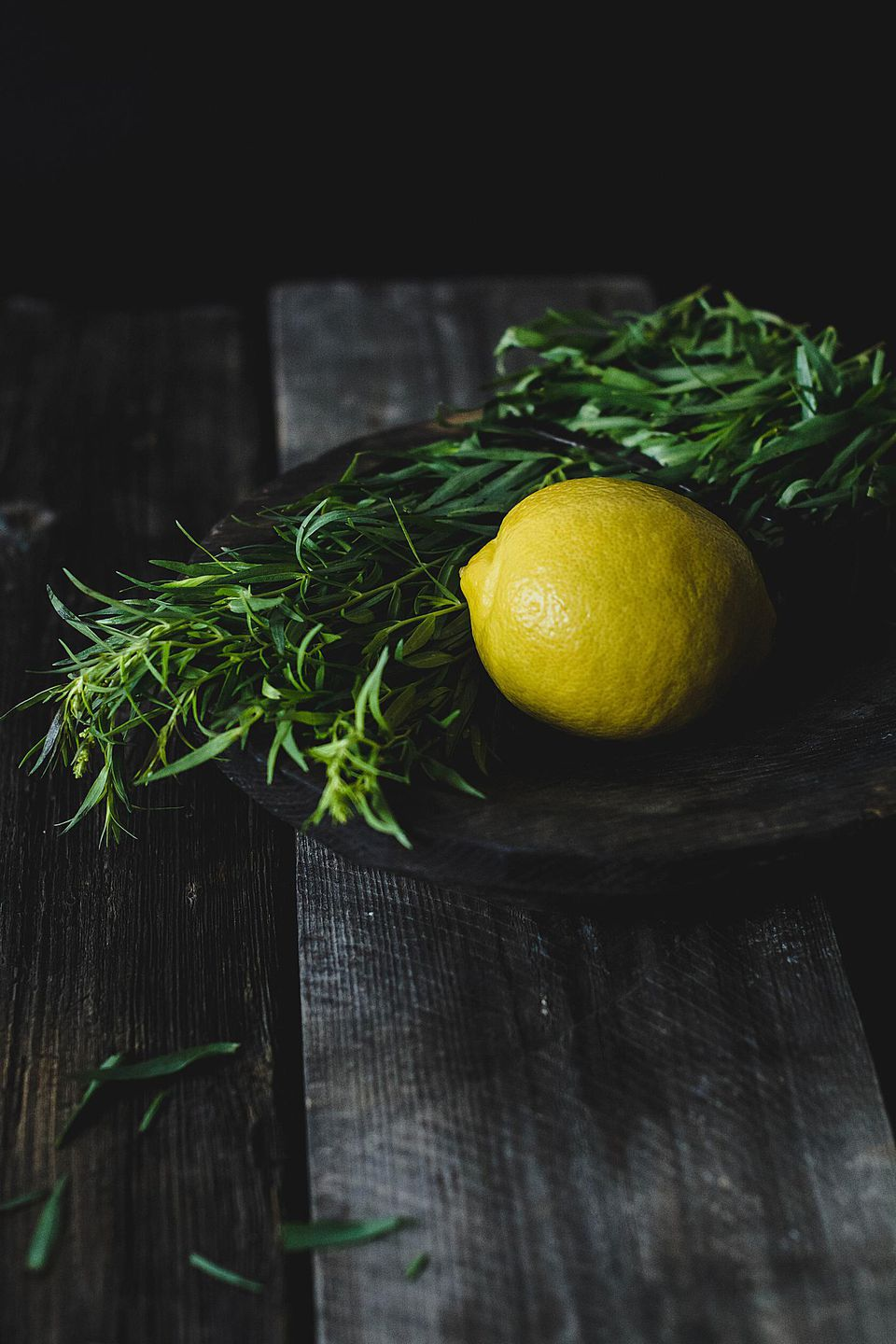 Tarragon is perfect for an aoili