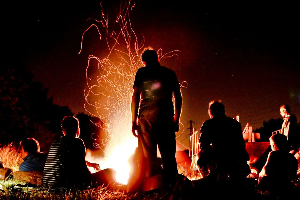 Campfire Programs in Scouting