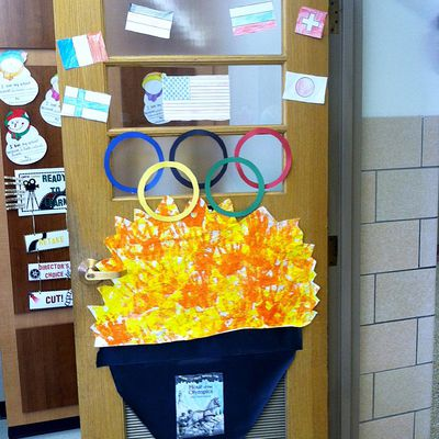 Fun ideas for last day of school activities for Idea door activity days