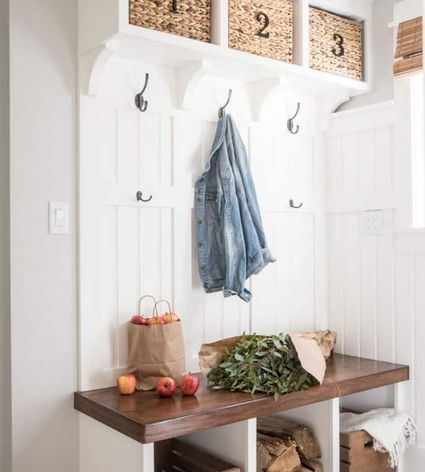 40 Ideas Of Using Open Shelves On A Kitchen together with Trash Bins as well Laundry Room Countertop further Frugal Holiday Party Hacks For Small Spaces 3017402 as well Cabi  Organization Cleaning Tips. on clever storage ideas for small kitchens