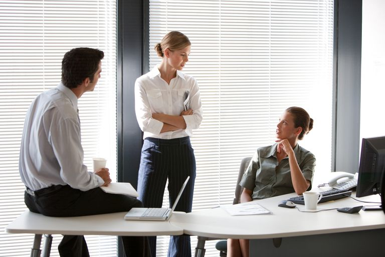 non-verbal expressions during a meeting
