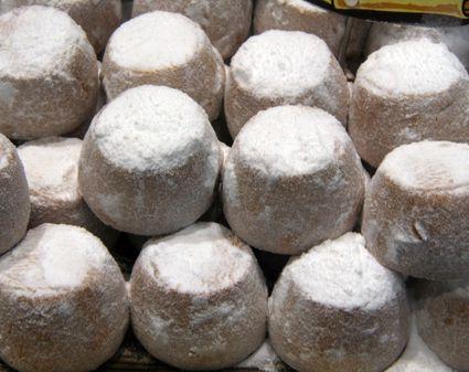 Italian Anise Cookie Cake