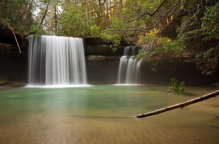 Be still Upper Caney Creek Falls,Bankhead ...