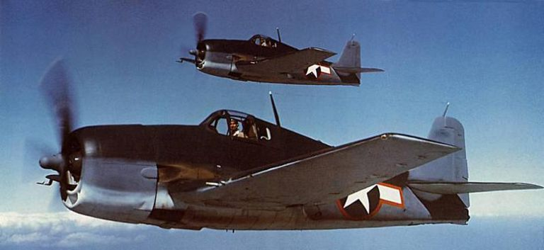 F6F Hellcats in the Pacific