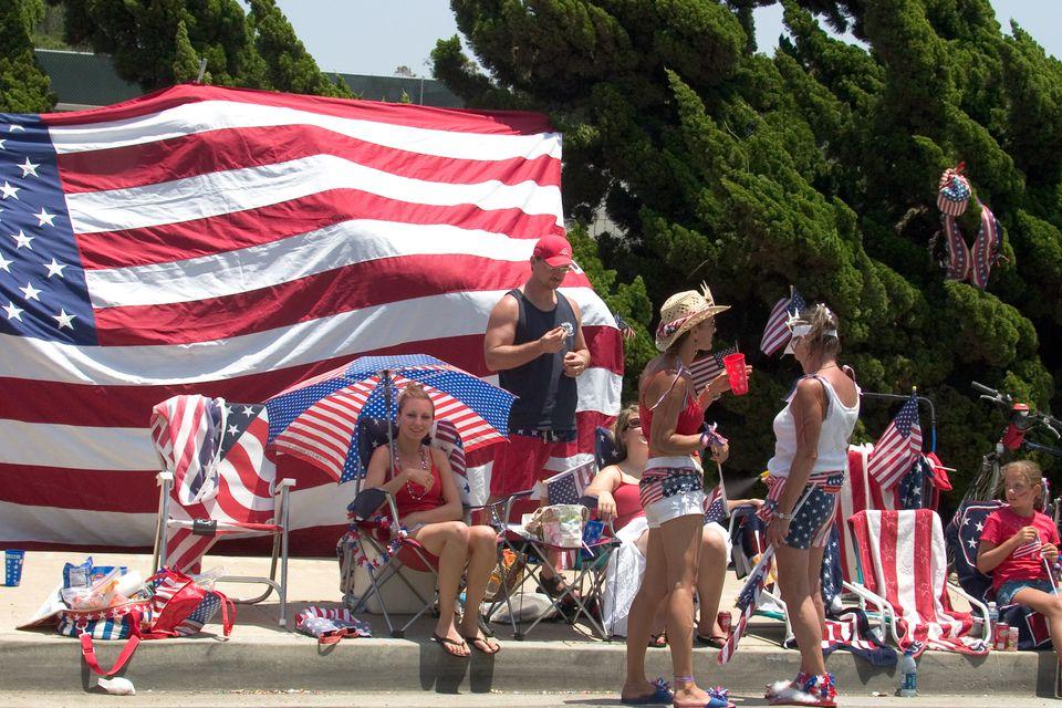 Huntington Beach 4th of July Parade