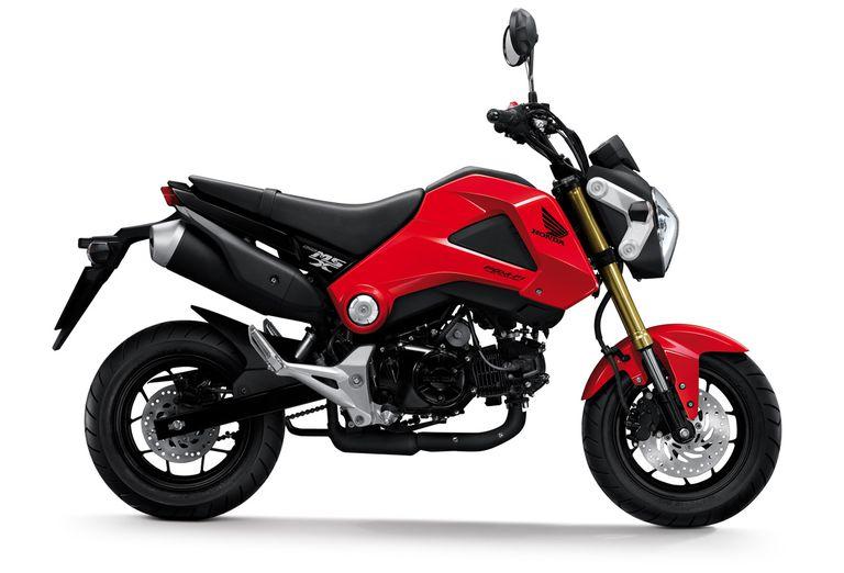 Honda Grom 125 / MSX 125 2013