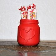 Sweetheart Jar Craft