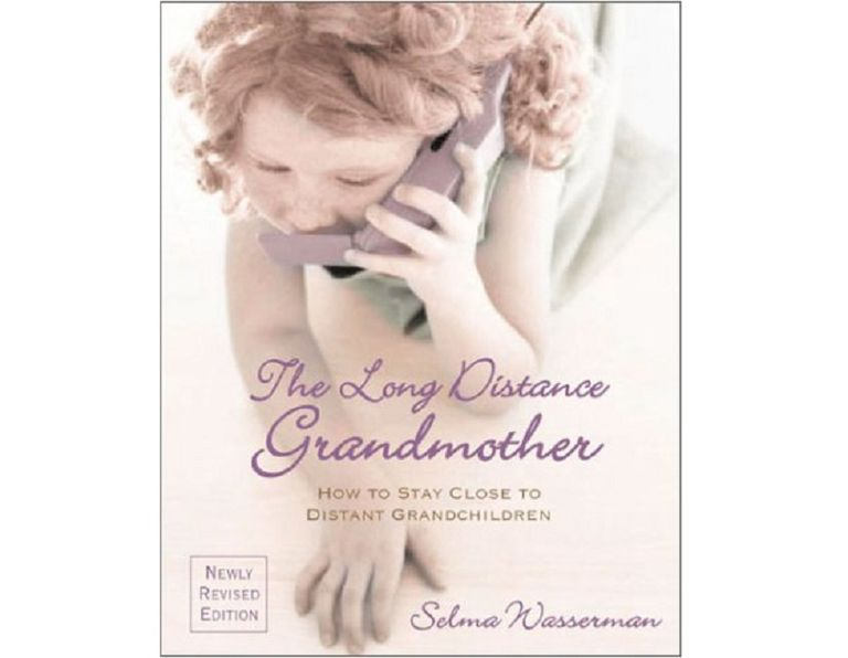 book about being a long-distance grandparent