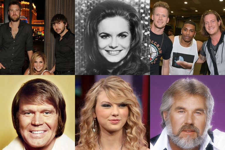Country Crossover Stars