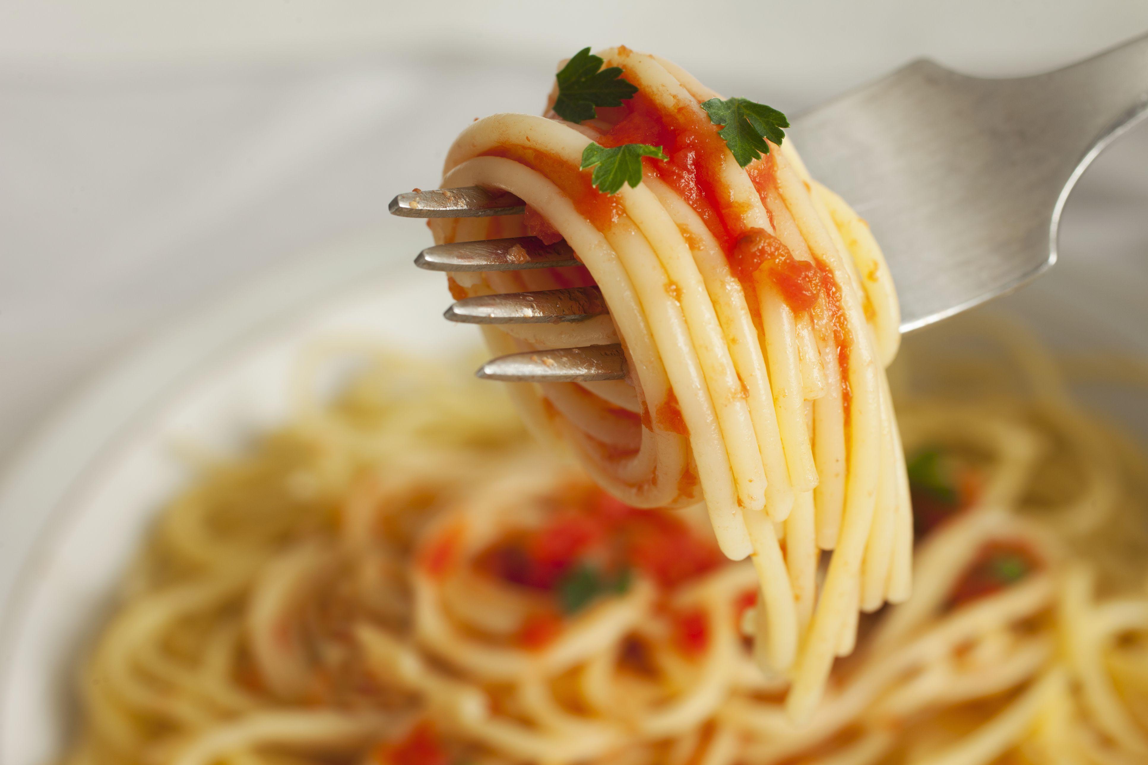 Spaghetti Napolitan Naporitan Japanese Ketchup Pasta