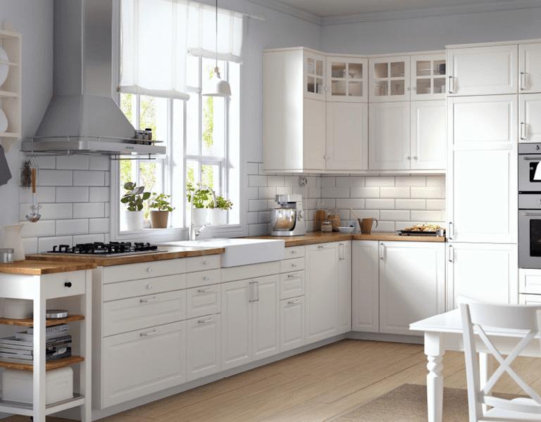 Limpiar muebles de cocina lacados