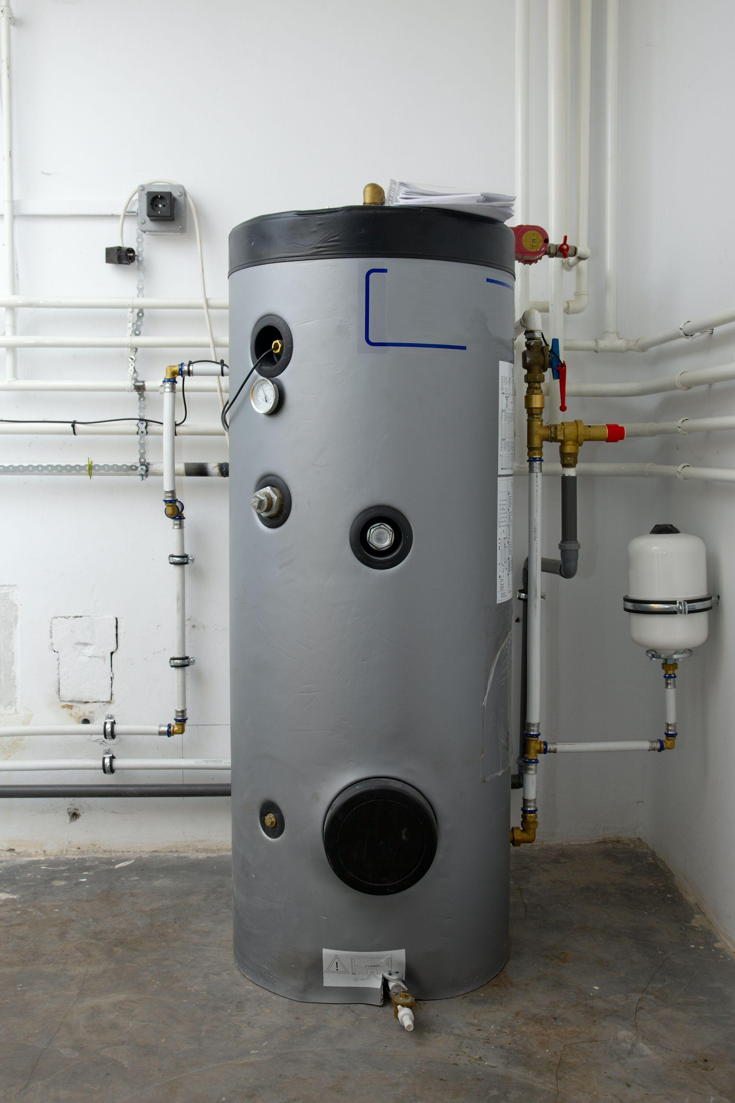 Gu a para reparar un calentador de agua el ctrico o a gas for Calentador de agua a gas