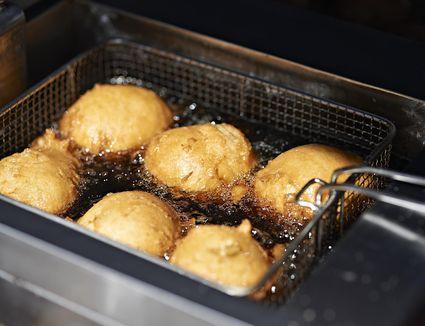Learn How To Make Magwinya Deep Fried Doughnuts